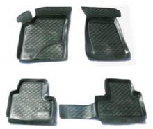 Глубокие резиновые коврики в салон Chevrolet Niva 2002-2009