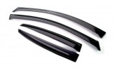 Ветровики KIA Rio X-Line HB 2017- Cobra Tuning