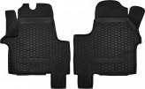 AvtoGumm Резиновые коврики Renault Trafic Opel Vivaro 2014-
