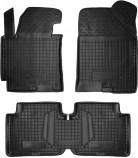 Резиновые коврики Hyundai Elantra 2013-2015