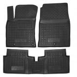 Резиновые коврики Hyundai i-30 2016- AvtoGumm