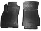 Резиновые коврики Fiat Doblo Cagro 2010-2015- (грузовой)