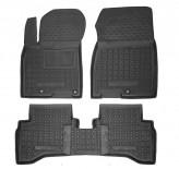 AvtoGumm Резиновые коврики Kia Niro BASE (eco plug-in)
