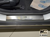Nataniko Накладки на пороги MG-550 (Premium)
