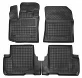Резиновые коврики Renault Lodgy 2013-