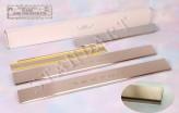 Nataniko Накладки на пороги Ssang Yong Rexton 2001-2012