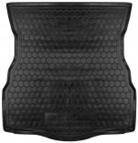 AvtoGumm Резиновый коврик в багажник FORD Mondeo Liftback 2014-