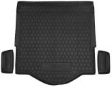 Резиновый коврик в багажник FORD Mondeo Wagon 2014- AvtoGumm