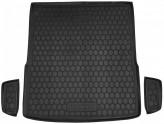 Резиновый коврик в багажник VW Passat B6 B7 Variant (Универсал)