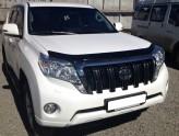 Дефлектор капота Toyota Land Cruiser Prado 150 2013-2017