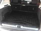 Unidec Резиновый коврик в багажник Land Rover Discovery 5 2016- (5 мест)