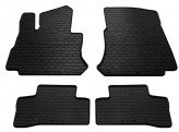 Резиновые коврики Mercedes GLC (X253) 2015-