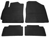 Резиновые коврики Hyundai Elantra 2016-