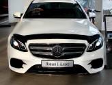 Дефлектор капота Mercedes E-Class (W213) 2016- Sim