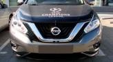 Дефлектор капота Nissan Murano 2015- Sim
