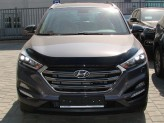 Дефлектор капота Hyundai Tucson 2015- Sim