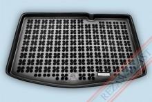 Резиновый коврик в багажник Toyota Yaris 2011- (нижний) Rezaw-Plast