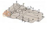 Кольчуга Защита двигателя, коробки передач, радиатора Audi A8 D4 L 2010-2017