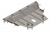 Кольчуга Защита двигателя, коробки передач Jeep Renegade 2014-