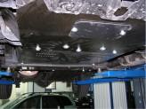 Кольчуга Защита двигателя, коробки передач и раздатки SsangYong Rexton 2001-2006