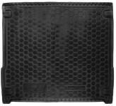 Резиновый коврик в багажник BMW X5 E70 2007-2013 AvtoGumm