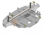 Кольчуга Защита двигателя, коробки передач, радиатора Hyundai Ioniq Hybrid
