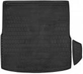 AvtoGumm Резиновый коврик в багажник VW Golf 5-6 Variant (универсал)
