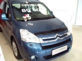 Sim Дефлектор капота Citroen Berlingo 2008- / Peugeot Partner 2008-