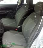 EMC Чехлы на сиденья Citroen C4 Cactus 2014- (цельный)