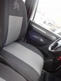 EMC Чехлы на сиденья Citroen C4 Cactus 2014- (раздельный)