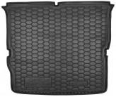 AvtoGumm Резиновый коврик в багажник Opel Zafira A
