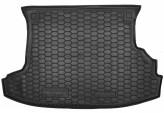AvtoGumm Резиновый коврик в багажник Nissan X-Trail 2000-2007 (T30)