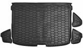Резиновый коврик в багажник Mitsubishi Eclipse Cross 2018- AvtoGumm