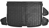 AvtoGumm Резиновый коврик в багажник Mitsubishi Eclipse Cross 2018-