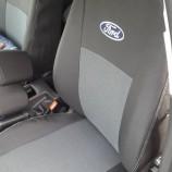EMC Чехлы на сиденья Ford Tourneo Custom (9 мест) 2013-