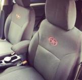 EMC Чехлы на сиденья JAC S3 2013-