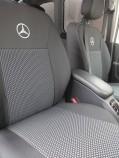 EMC Чехлы на сиденья Mercedes Vito (1+1/2/3) (7 мест) 2003-