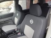 EMC Чехлы на сиденья Nissan Micra (K12) 2002-2010 (цельные)