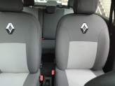 EMC Чехлы на сиденья Renault Dokker 2017- (со столиками)