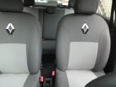 EMC Чехлы на сиденья Renault Logan Sedan 2018- (подлокотник)