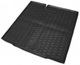 Резиновый коврик в багажник Lada Vesta Cross нижний AvtoGumm