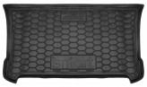 AvtoGumm Резиновый коврик в багажник Smart Fortwo 453 2014-