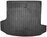 AvtoGumm Резиновый коврик в багажник Skoda Kodiaq с 2017- (7-ми местный) длинный