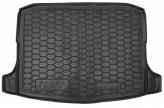AvtoGumm Резиновый коврик в багажник Skoda Karoq 2017-