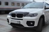 Sim Дефлектор капота BMW X5 E70