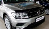 Sim Дефлектор капота Volkswagen Tiguan 2016-