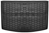 AvtoGumm Резиновый коврик в багажник Mazda CX-3 (верхний ярус)