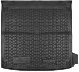 AvtoGumm Резиновый коврик в багажник Audi Q8 2018-