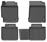 Глубокие резиновые коврики Toyota Camry 2011-2017