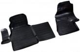 Глубокие резиновые коврики Mercedes Sprinter 2000-2006